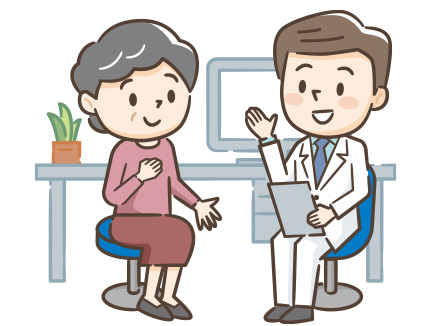 幅広い診療科目